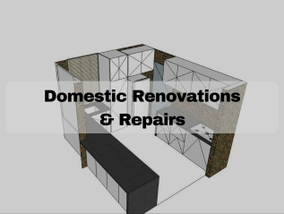 Domestic Renovations & Repairs