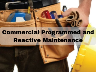 Commercial Programmed and Reactive Maintenance